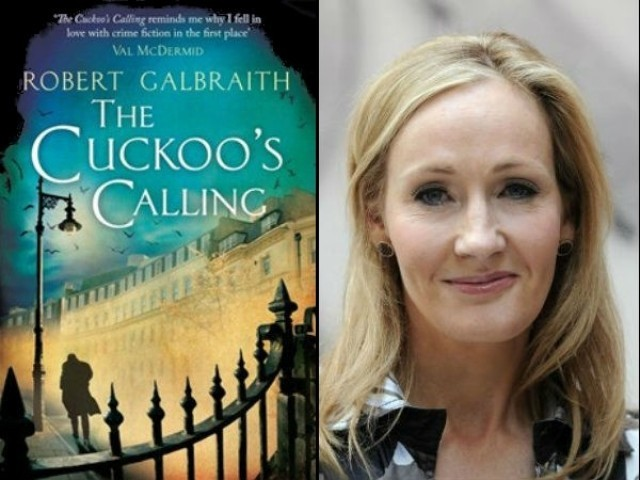 Image result for jk rowling cuckoo's calling