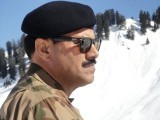 Born in 1960 in Mianwali, Punjab, he joined the Pakistan Army in 1983 as a commissioned officer. PHOTO: ISPR