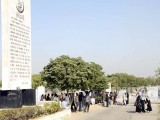 KU is like a mini Karachi, where people from all walks of life come together and strive to learn. PHOTO: FILES