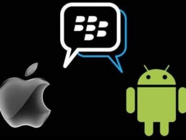 Post your BB Pin to Facebook! Seriously, it's the 'it' thing to do ...