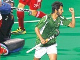 Pakistan's hockey team wins the second Asian Champions trophy. PHOTO: AFP/FILE