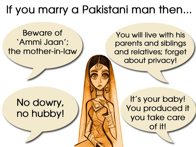 10 Reasons Why You Should Not Marry A Pakistani Man The Express