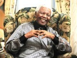 I am sure I was not the only one so inspired and touched by this great man. Millions, if not billions heard him speak and for years he was the 'voice of morality' in the world. PHOTO: REUTERS