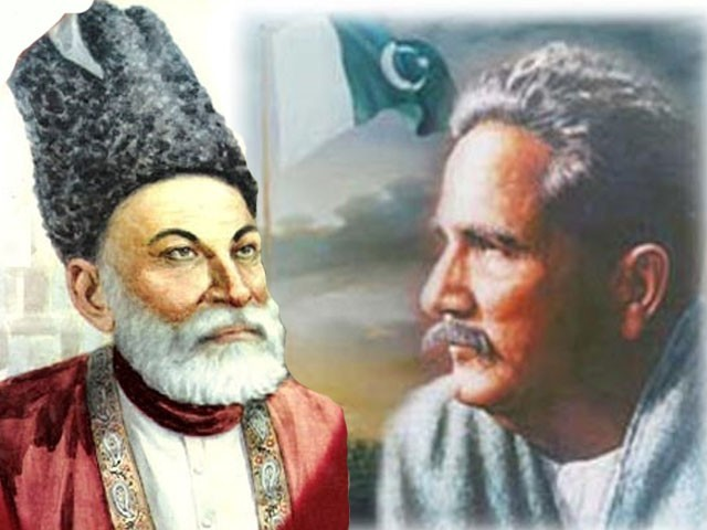 A conversation between Ghalib and Iqbal – The Express