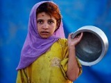 If you are a female born in a poor household, you will be lucky to have any expenses incurred on your education at all and the illiteracy rate of 77% for girls in Sindh is ample proof of that. PHOTO: REUTERS