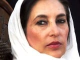 We are to believe that Pakistan, the country that celebrated its first woman prime minister in a Muslim country, has no female representative to be a part of a committee to talk about a matter that directly affects half of its population. PHOTO: AFP