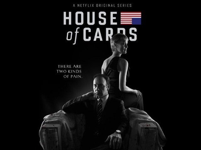 House Of Cards Has Won Three Emmy Awards, A Golden Globe And Writeru0027s Guild  Of America Award, With Obama Being A Huge Fan. PHOTO: IMDb