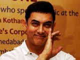 Aamir Khan. PHOTO: AFP