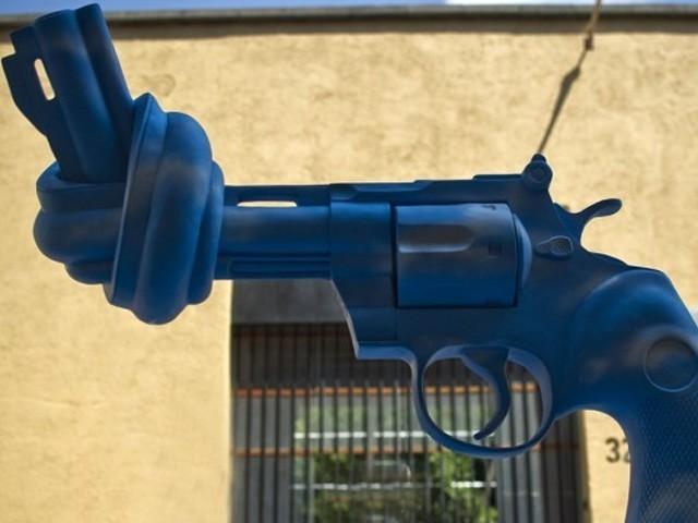 gunning