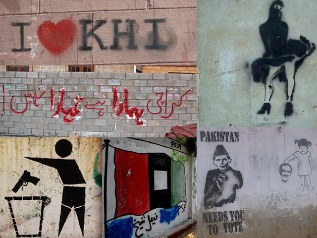 graffiti cover