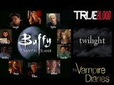 Buffy the Vampire Slayer encompassed all genres but the recent vampire shows are all about eroticism and love.