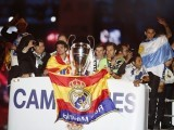 Real Madrid lifts the La Decima - their 10th Champions League trophy. PHOTO: REUTERS/FILE