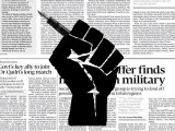 A free, fair and independent media is essential to a constitutional democracy. Therefore, I am calling it a day on media criticism as an individual. PHOTO: FILE