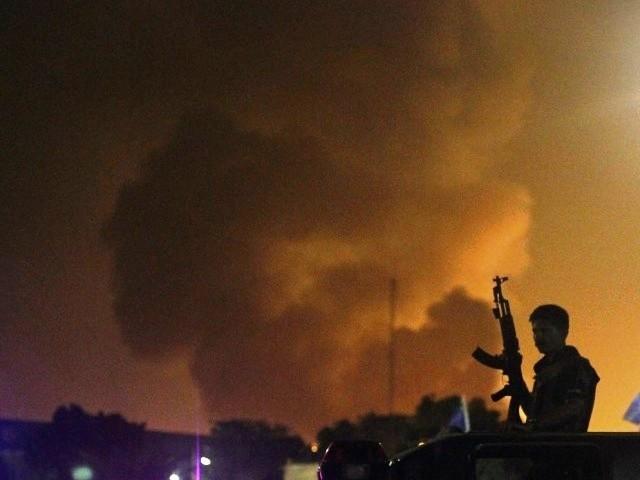 Karachi airport attack Reuters-