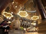 The Hagia Sophia in Istanbul, Turkey. PHOTO: REUTERS