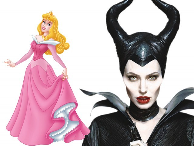 Tweaking A Classic Maleficent Vs The Sleeping Beauty The