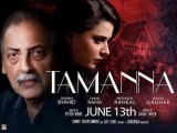 With all the talk of the revival of Pakistani cinema, or a new age of film emerging, Tamanna, with its postmodern stance towards style, is certainly a step in the right direction. PHOTO: TAMANNA - THE FILM FACEBOOK PAGE