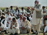 These people, who have fought so valiantly for the freedom of Pakistan, will their freedom be so brutally snatched away from them? Will no one come to Fata's aid? PHOTO: AFP