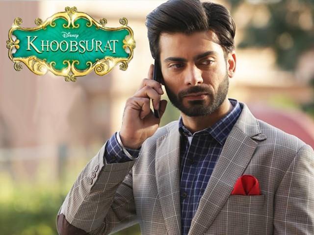 Khoobsurat Fawad Khan