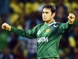 Saeed Ajmal must be applauded for all that he has given to the fans of this game. There is no doubt he will be missed. PHOTO: AFP/ FILE