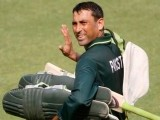 If the basic criterion for the team selection was fitness, then it should not be forgotten that during the recently concluded training sessions, Younus was seen amongst the fittest players in the team. PHOTO: REUTERS
