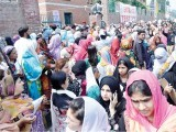 The candidates are competing for 6,455 MBBS and 931 BDS seats at 20 public and 40 private colleges. PHOTO: EXPRESS FILE