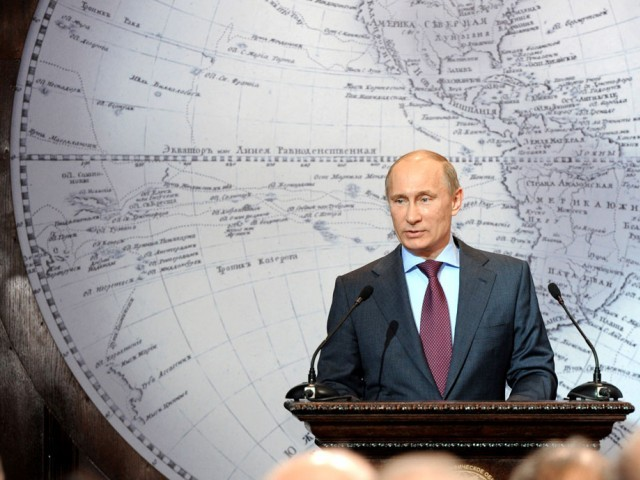 Russian scholar says US will collapse -next year?