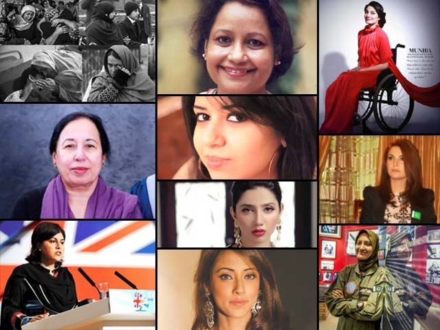 14 Pakistani women who help us hold our heads up high – The Express