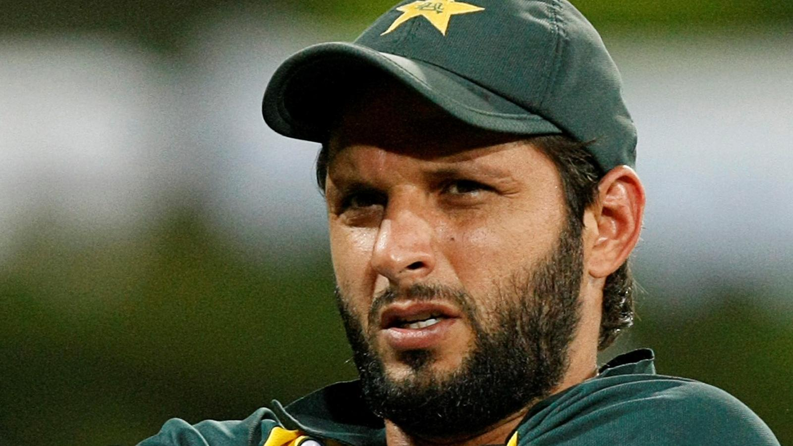 It Is Time We Stop Glorifying Shahid Afridi
