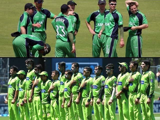Pakistan Vs Ireland Will St Patricks Day Be Irelands Lucky Charm The Express Tribune Blog
