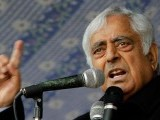 Jammu & Kashmir Chief Minister Mufti Mohammad Sayeed. PHOTO: AFP