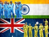 The reason for Australia's victory today was quite evident. They were psychologically riding over the Indians throughout the match.