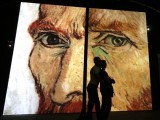 People visit the van Gogh Alive exhibition in St. Petersburg, Russia, in 2014. PHOTO: REUTERS