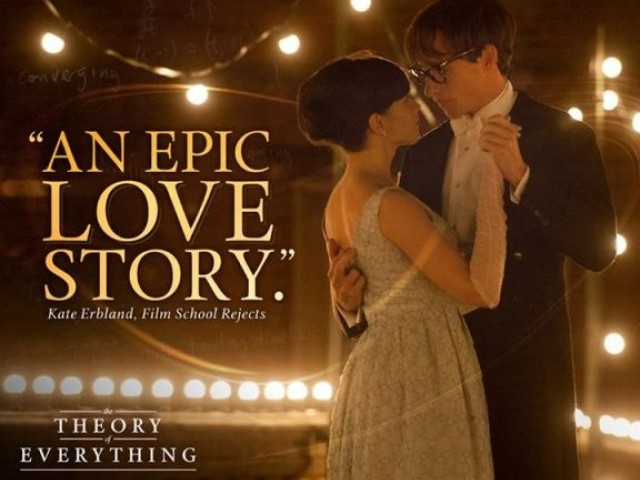 Despite its slow-pace and suburban setting, this movie manages to pack an eclectic mix of flavours that will surely satiate your cravings you expect to be satiated by a good movie. PHOTO: THEORY OF EVERYTHING FACEBOOK PAGE