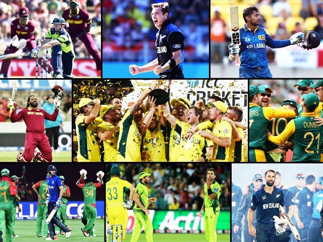 Many believed that Australia's glory days were over after their quarter-final exit in the last World Cup in 2011, but Australia reinstated their dominance. PHOTO: AFP/ESPNCRICINFO