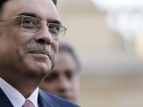 Opposition parties, under the leadership of Mr Asif Ali Zardari, have asked the government to call an All Parties Conference (APC). PHOTO: AFP