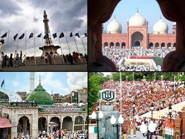 Lahore History -  portrait