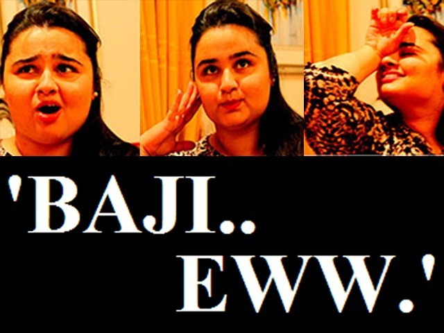 Improv queen Faiza Saleem talks about her viral videos and memes. PHOTO: FAIZA SALEEM FACEBOOK PAGE