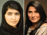 Out of the 50 women given the honour, education activist Malala Yousafzai and film maker Sharmeen Obaid Chinoy have bagged the 36th and 48th positions respectively.