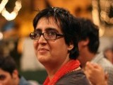 Sabeen Mahmud. PHOTO: TWITTER