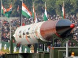 India is not an NPT member and terms it discriminatory. PHOTO: AFP