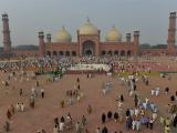 Badshahi Mosque, Lahore. PHOTO: AFP