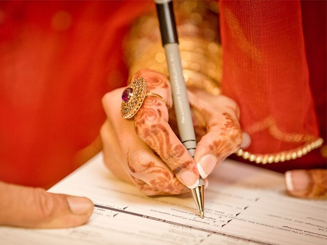Why people should NOT get married in Pakistan – The Express