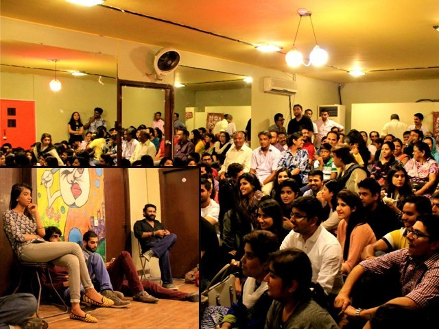 Comedy nights in Karachi: On rishta requirements, insecure