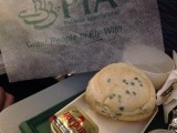 PIA has been under scrutiny over a case of a stale bun served to a passenger. PHOTO: FACEBOOK