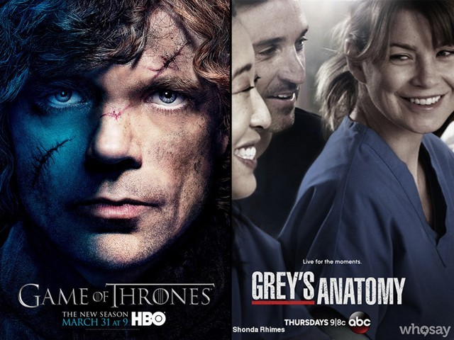 Why Game of Thrones is infinitely better than Grey\'s Anatomy – The ...