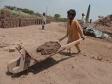 The report reveals that approximately 10 million child workers exist in Pakistan out of which 3.8 million are five to 14 years old. PHOTO: AFP