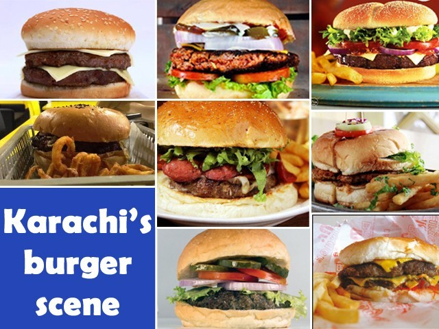 If Karachi was Batman's Gotham, he would say a Mr Burger with cheese or Chips' roast beef may not be the burger that Karachi wants, but the one it needs.