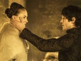 In the scene, Sansa Stark is raped by the sadistic psychopath Ramsey Bolton, while Theon Greyjoy is invited to watch.  PHOTO: HBO