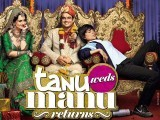 A thoroughly enjoyable romantic comedy with outstanding performances by the main cast. PHOTO: TANU WEDS MANU RETURNS FACEBOOK PAGE